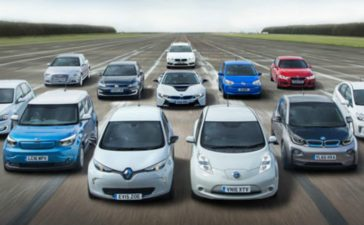 EV Models Outperform in Some Areas