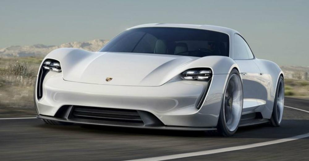 Porsche is Electrifying