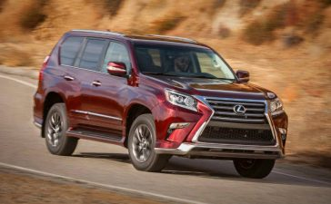 2018 Lexus GX The Luxury SUV Youll Love to Drive
