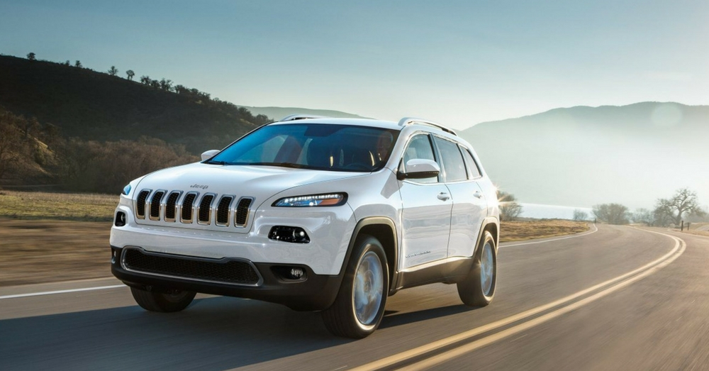 The Jeep Cherokee is Improved