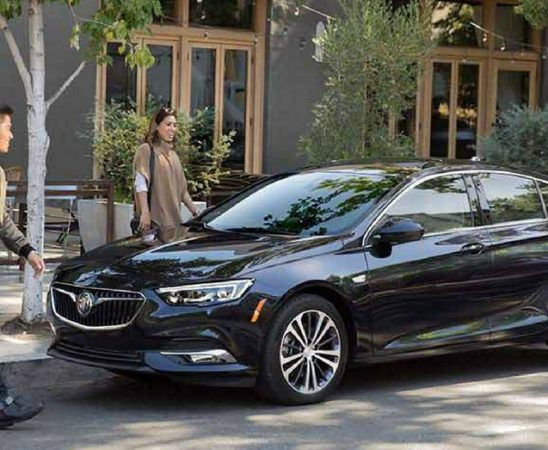 2018 Buick Regal Sportback_ A New Version Brings a Different Quality