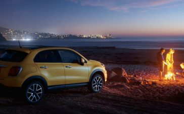 2018 Fiat 500X: The Fiat That Fits Your Active Life