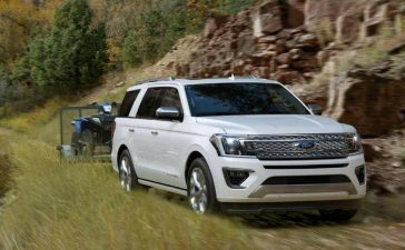 The Ford Expedition Brings You What You Need