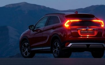 The Mitsubishi Eclipse Cross Casts a Shadow Over the Competition
