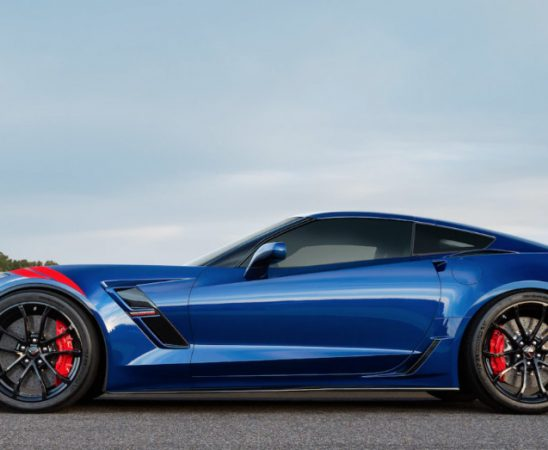 2019 Chevrolet Corvette Beauty with a Beast Under the Hood