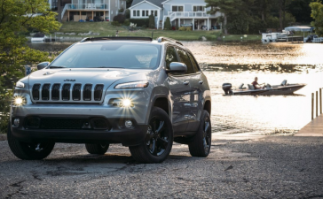 Shopping for the Jeep Cherokee