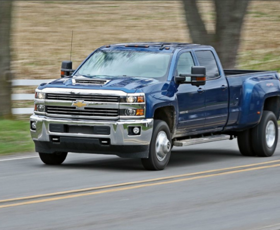 The Big Chevrolet You Need to Drive