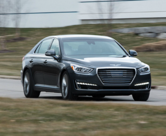 2019 Genesis G90 A Full-Size Luxury Flagship