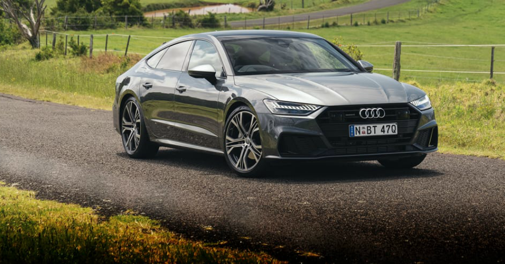 2019 Audi A7 The Right Large Luxury Car