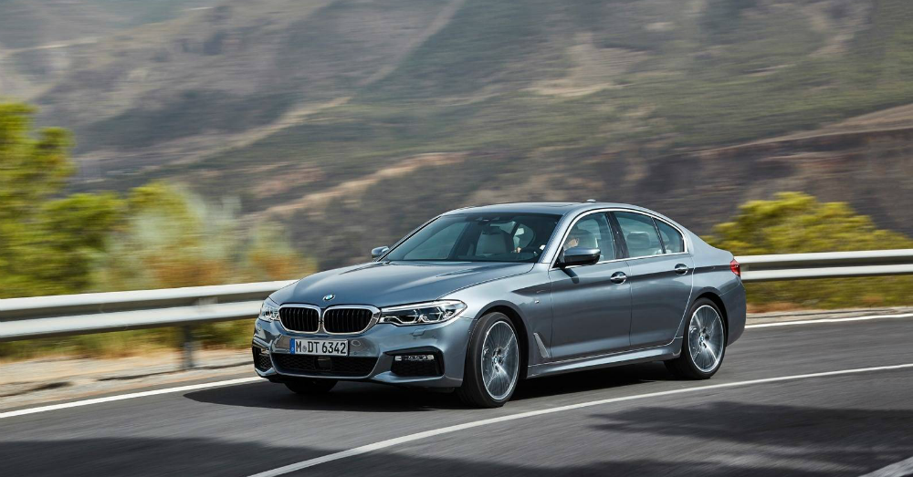 2019 BMW 5 Series Comfort and Performance Youll Admire