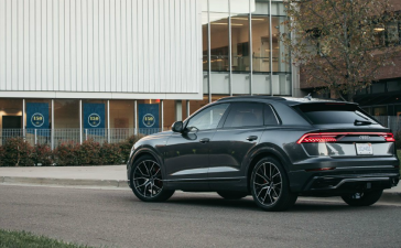 2019 Audi Q8 Putting Sporty into the Top of the Market