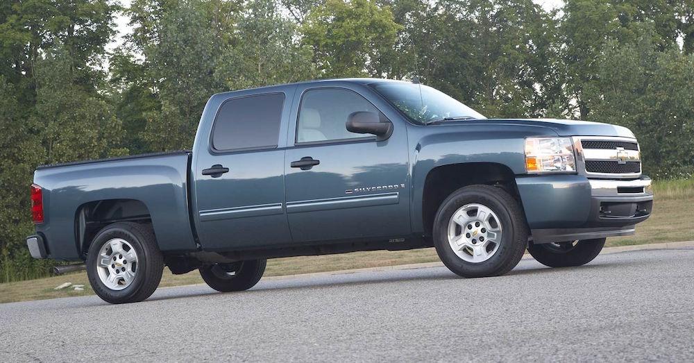 2010 Chevy Silverado 1500