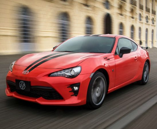 Toyota 86 Goes Racing in the US