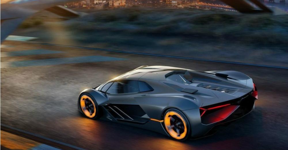 Futuristic Versions from Lamborghini