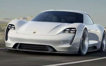 Porsche is Electrifying