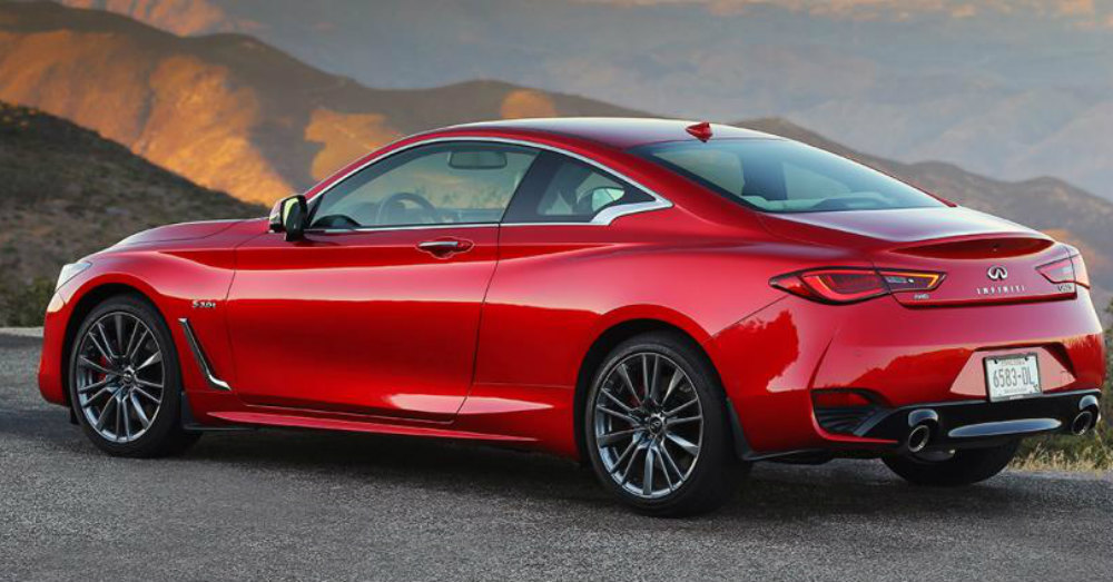 2018 Infiniti Q60 An Amazing Luxury Coupe