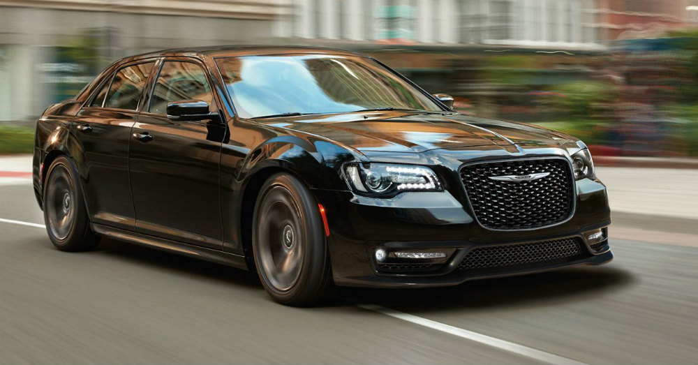 The Pleasure Cruise of the Chrysler 300