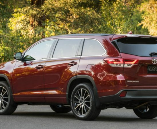 A Lot to Love in the Toyota Highlander