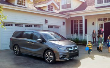 The Honda Odyssey Remains an Excellent Choice