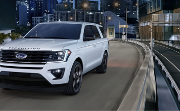 The Ford Expedition Brings you what You Need (1)