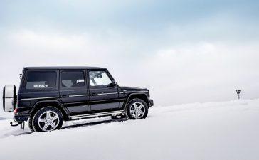 The Mercedes-Benz G-Class: An Off-Road Machine with an EV Powertrain