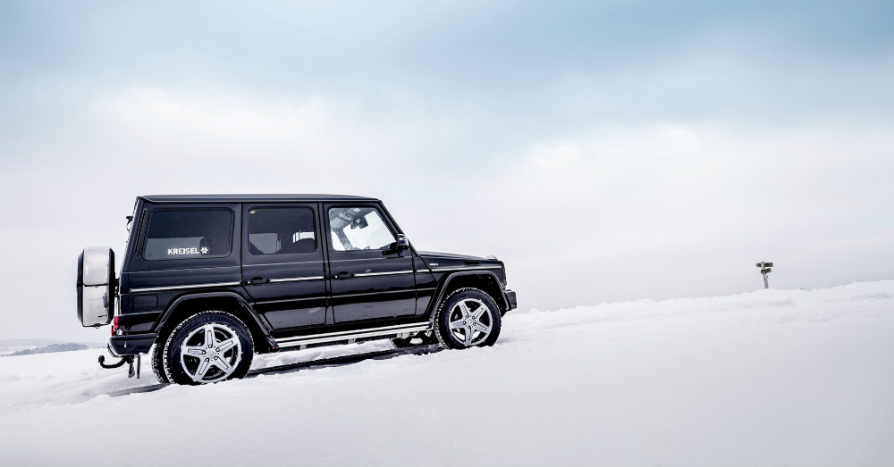 The Mercedes-Benz G-Class: An Off-Road Machine with an EV Powertrain