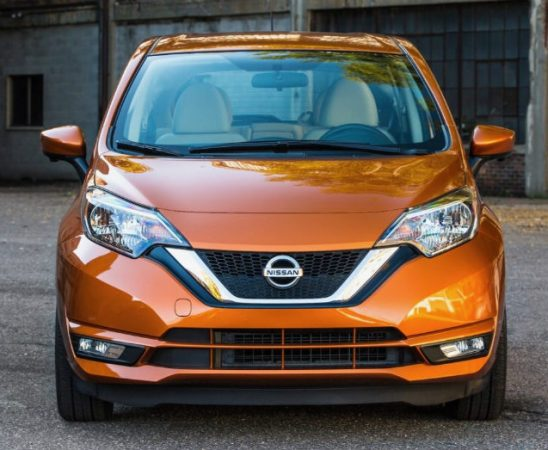 Affordable Commuting in the Nissan Versa