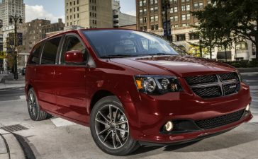 Form and Function that Makes the Dodge Grand Caravan Right for You