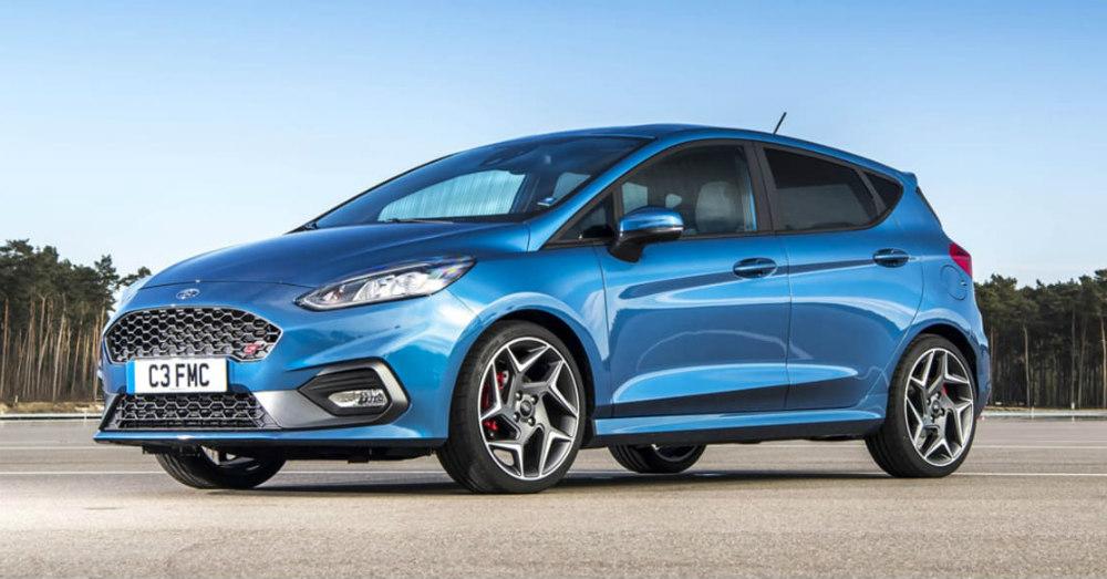 2018 Ford Fiesta More than a Commuter Car