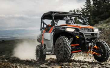 The Polaris General 1000 EPS Deluxe is a Lot of Fun