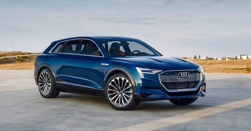 An Exciting Audi Electric Vehicle