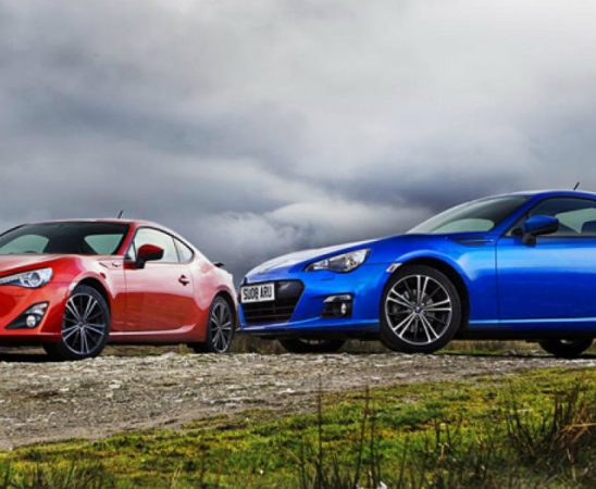 Toyota 86: Smartly Sporty
