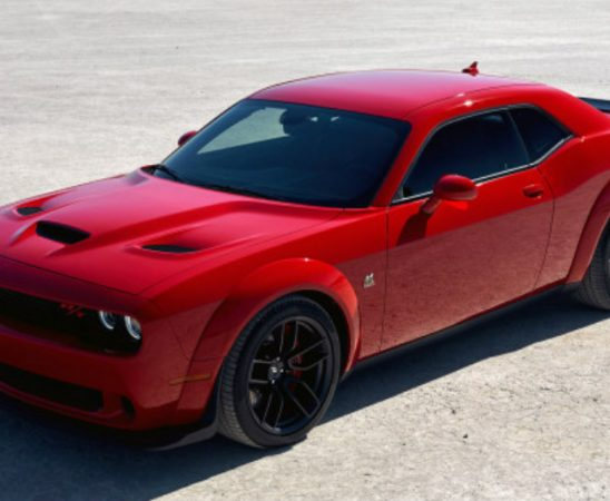 A New Dodge Challenger that Keeps Your Neighbors Up