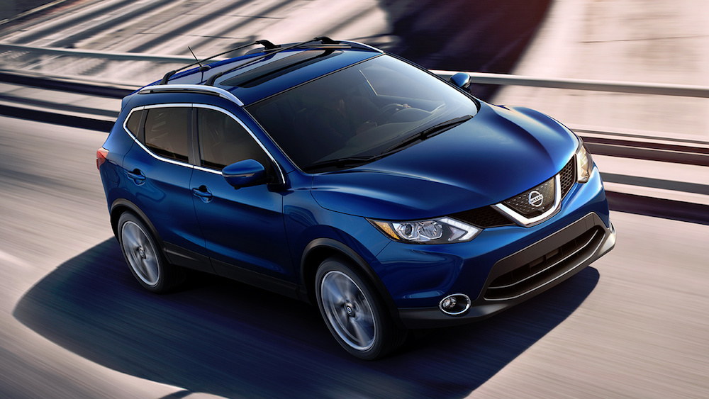 The Nissan Rogue is the SUV That's Different