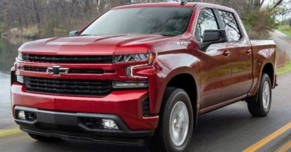 The Silverado with the Small Engine