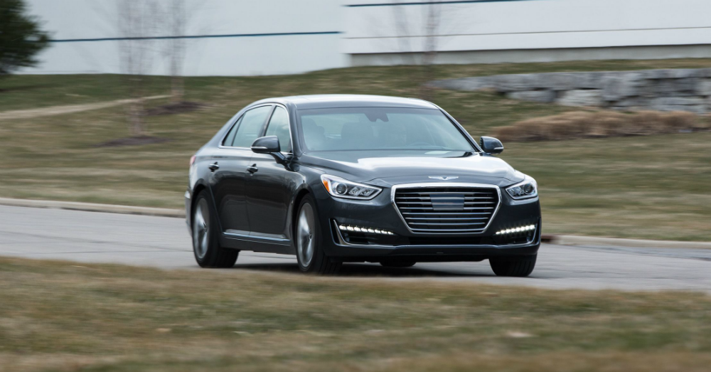 2019 Genesis G90: A Full-Size Luxury Flagship