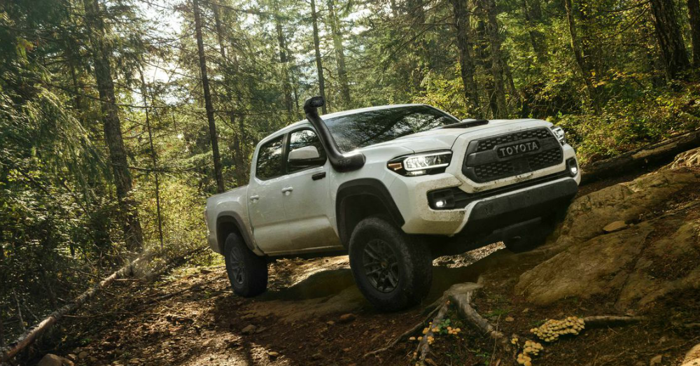 Tacoma Lineup Receives Some Minor Upgrades