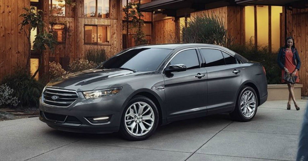 2019 Ford Taurus The Large Ford Sedan You Trust