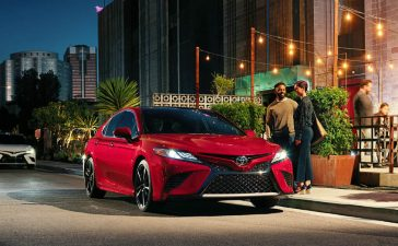 Luxury Sedan - The Right Toyota for You to Drive