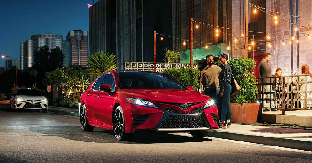 Luxury Sedan – The Right Toyota for You to Drive