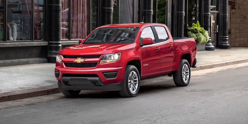 The Change in the Market from Chevrolet