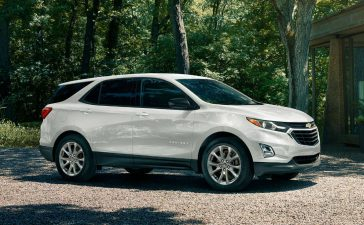 The Chevrolet Equinox is the Right SUV
