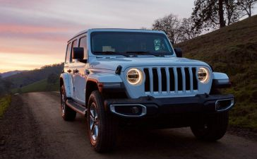 Amazing SUV - Used Jeep Models for You to Drive