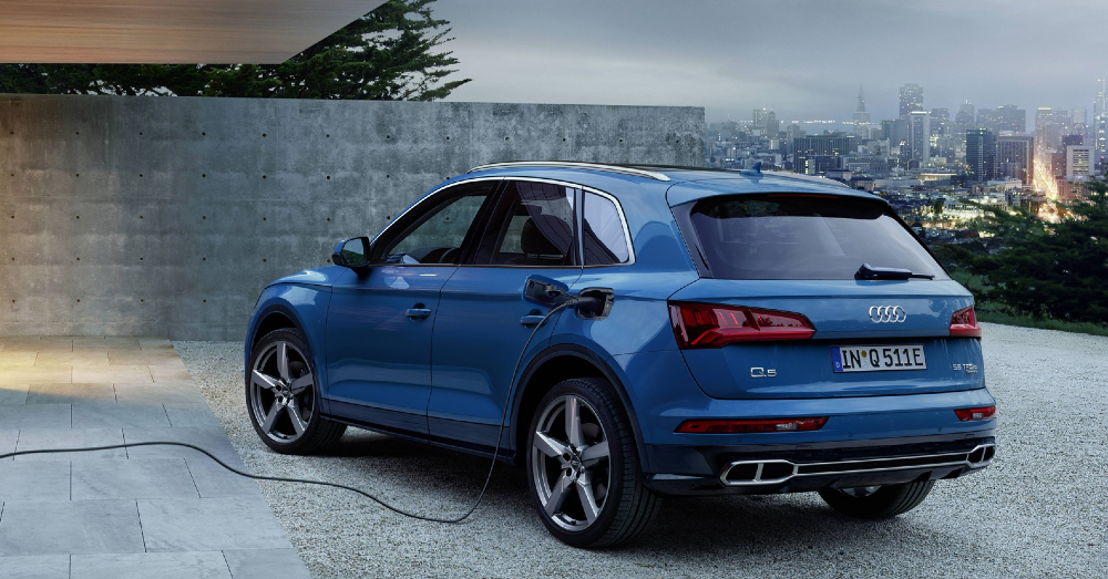 The Audi Q5 Stands Out