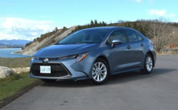 2020 Toyota - The Right Feeling in the Toyota Corolla