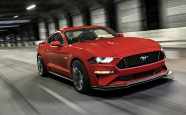 Performance Matters in the Ford Mustang