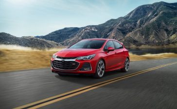 Have a Great Drive in the Chevrolet Cruze