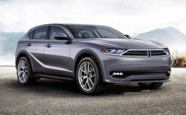 2020 Journey - Affordable SUV Driving from Dodge