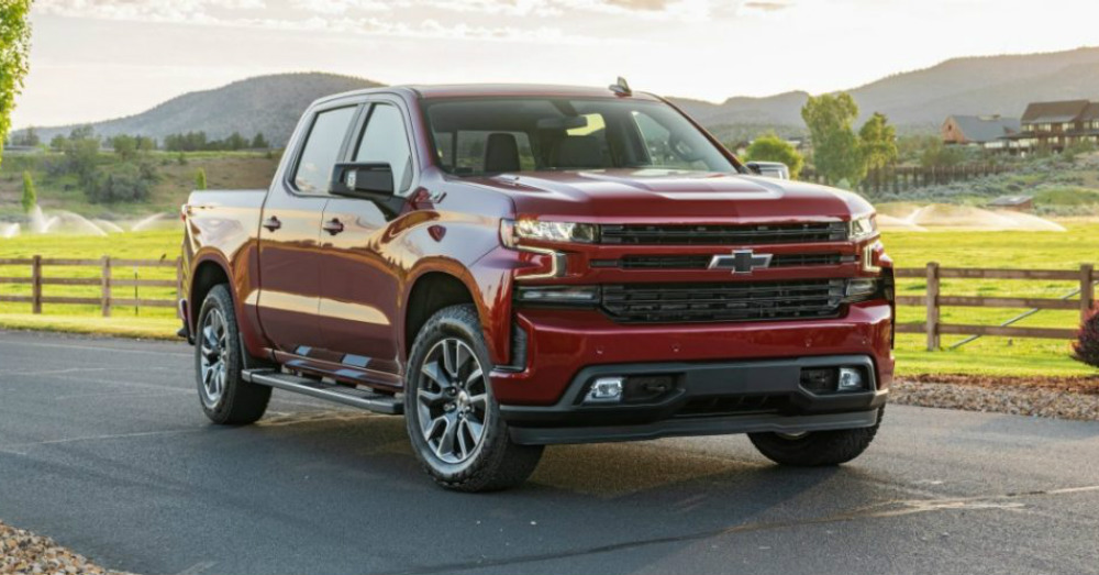 2020 Chevrolet Shopping is Easy with Your Local Dealer