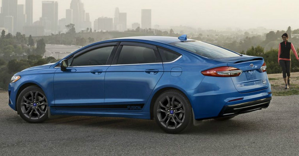 2020 Ford - Youll Appreciate the Ford Fusion